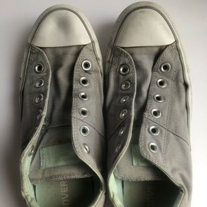 Gray Women's Converse